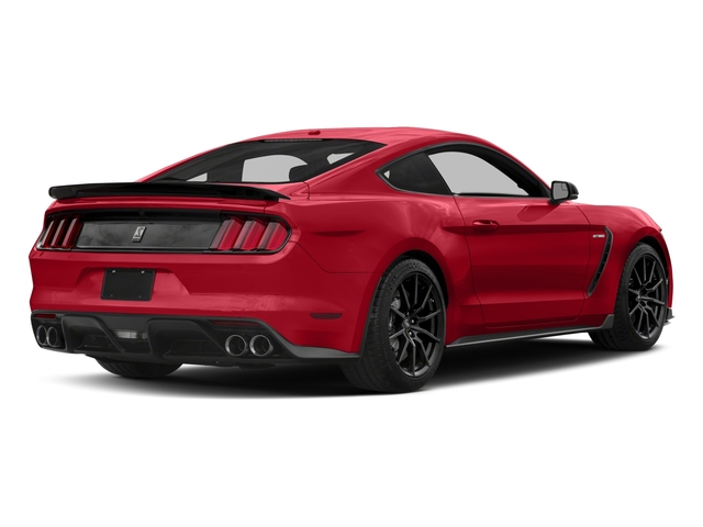 2018 Ford Mustang Base Price Shelby GT350 Fastback Pricing side rear view