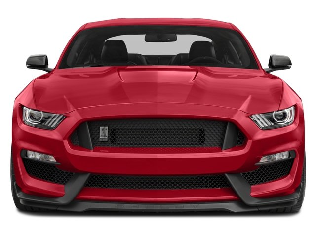 2018 Ford Mustang Base Price Shelby GT350 Fastback Pricing front view