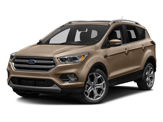 2018 Ford Escape Base Price Titanium 4WD Pricing side front view