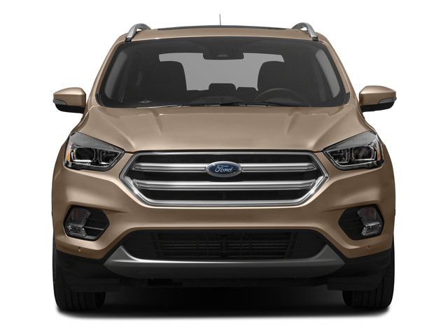 2018 Ford Escape Base Price Titanium 4WD Pricing front view