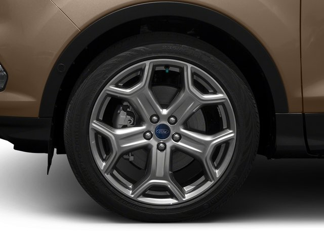 2018 Ford Escape Base Price Titanium 4WD Pricing wheel
