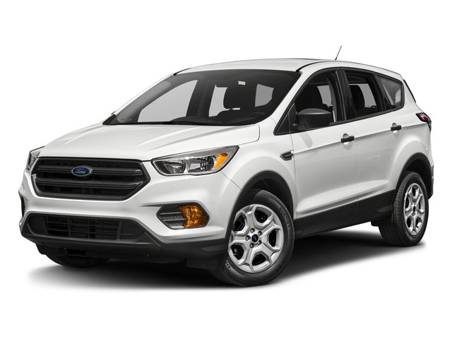2018 Ford Escape Pictures Escape SEL 4WD photos side front view