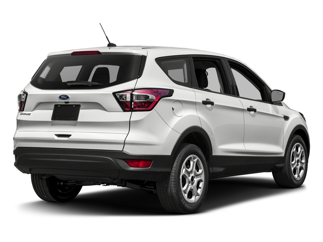 2018 Ford Escape Pictures Escape SEL 4WD photos side rear view