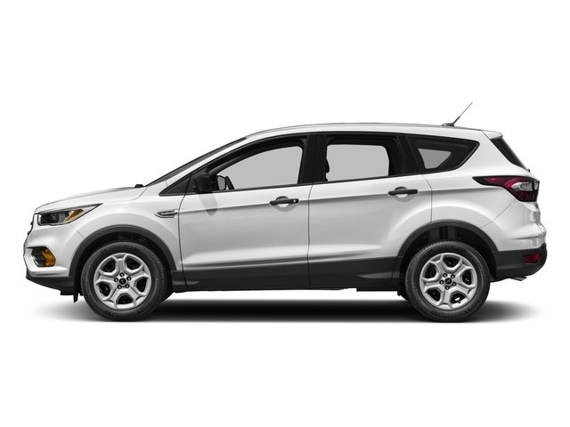 2018 Ford Escape Pictures Escape SEL 4WD photos side view