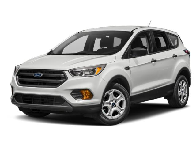 2018 Ford Escape Prices and Values Utility 4D SE EcoBoost 4WD I4 Turbo
