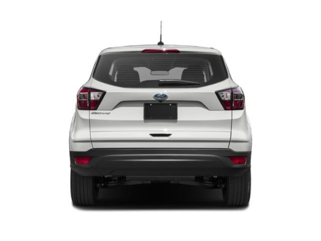 2018 Ford Escape Prices and Values Utility 4D SE EcoBoost 4WD I4 Turbo rear view
