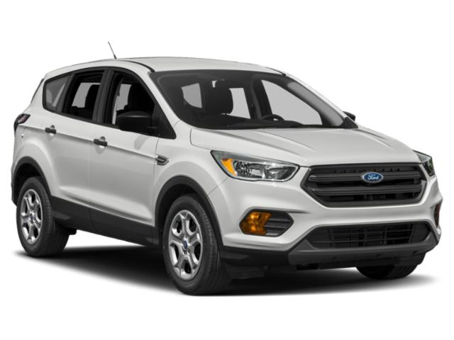 2018 Ford Escape Prices and Values Utility 4D SE EcoBoost 4WD I4 Turbo side front view