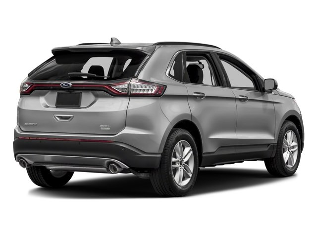 Ford Edge Base Price Sel Fwd Pricing Side Rear View