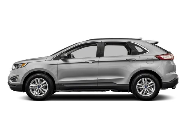 Ford Edge Base Price Sel Fwd Pricing Side View