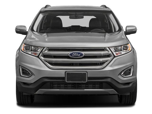 2018 Ford Edge Pictures Edge Utility 4D SEL AWD I4 Turbo photos front view