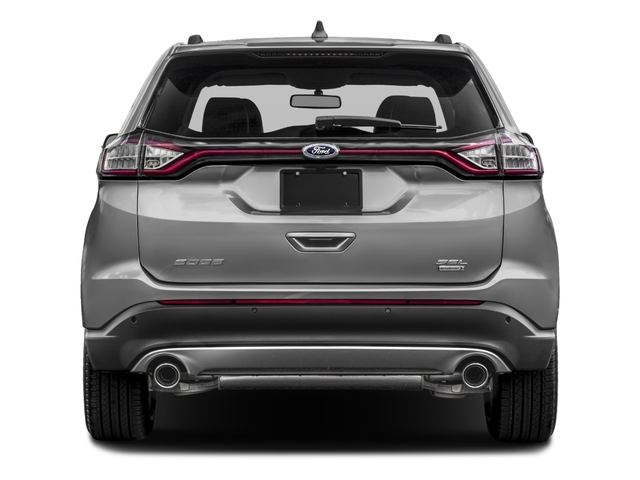 Ford Edge Base Price Sel Fwd Pricing Rear View