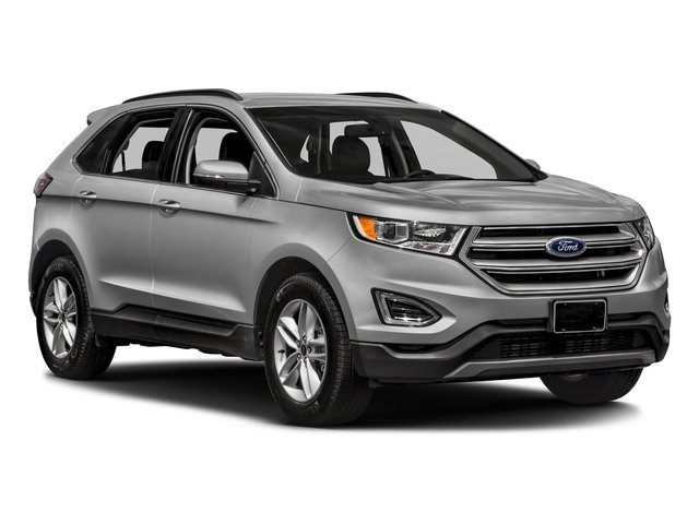 2018 Ford Edge Prices and Values Utility 4D Titanium AWD I4 Turbo side front view
