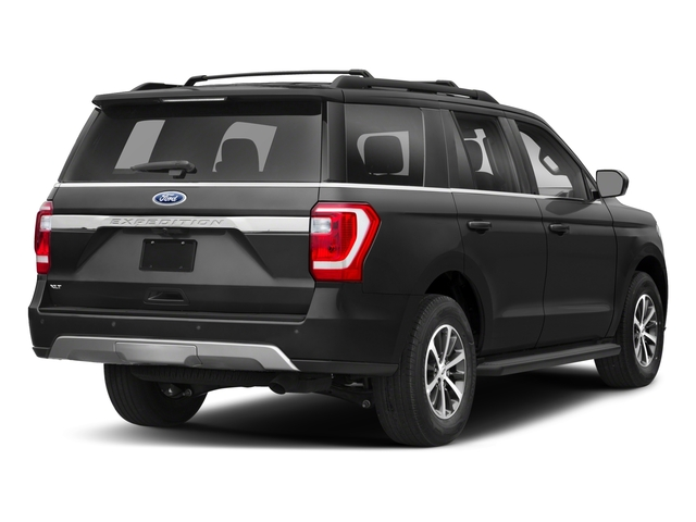 2018 Ford Expedition Pictures Expedition XL 4x4 photos side rear view