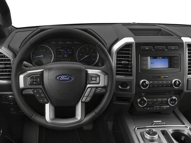2018 Ford Expedition Pictures Expedition XL 4x4 photos driver's dashboard