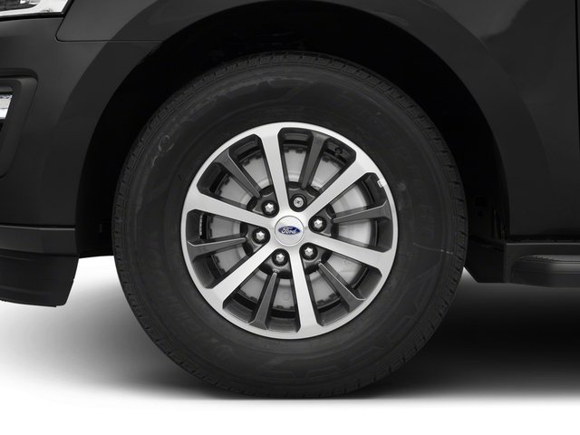 2018 Ford Expedition Pictures Expedition XL 4x4 photos wheel