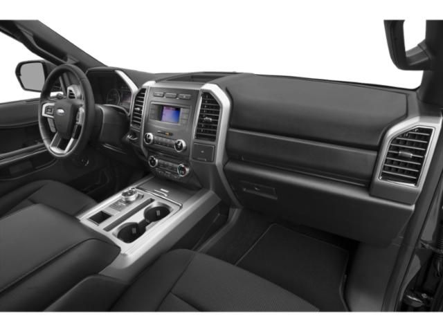 2018 Ford Expedition Prices and Values Utility 4D Limited 4WD V6 Turbo passenger's dashboard