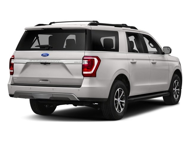 2018 Ford Expedition Max Pictures Expedition Max XLT 4x2 photos side rear view