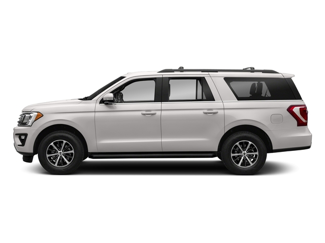 2018 Ford Expedition Max Pictures Expedition Max Platinum 4x2 photos side view