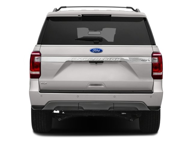2018 Ford Expedition Max Pictures Expedition Max XLT 4x2 photos rear view