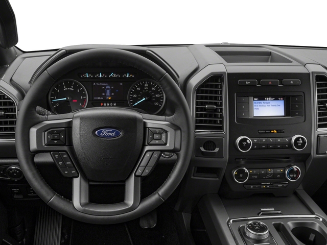 2018 Ford Expedition Max Pictures Expedition Max XLT 4x2 photos driver's dashboard