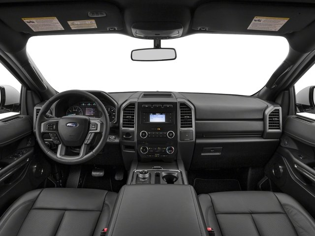 2018 Ford Expedition Max Pictures Expedition Max Platinum 4x2 photos full dashboard