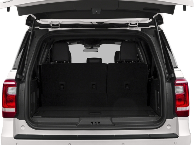 2018 Ford Expedition Max Pictures Expedition Max Platinum 4x2 photos open trunk