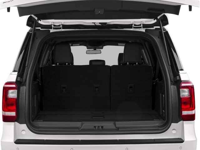 2018 Ford Expedition Max Pictures Expedition Max XLT 4x2 photos open trunk