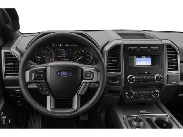 2018 Ford Expedition Max Prices and Values Utility 4D Limited 2WD driver's dashboard