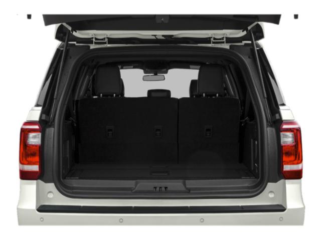 2018 Ford Expedition Max Prices and Values Utility 4D Limited 2WD open trunk