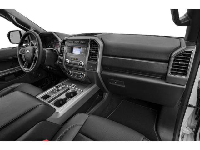 2018 Ford Expedition Max Prices and Values Utility 4D Limited 2WD passenger's dashboard