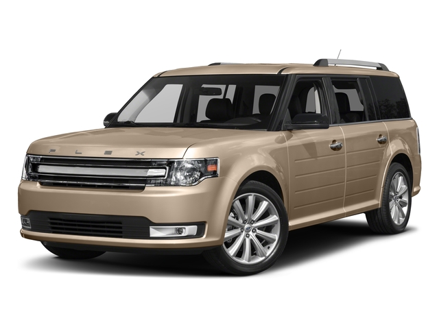 2018 Ford Flex Pictures Flex SE FWD photos side front view