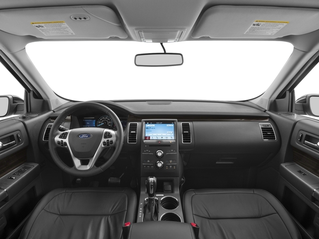 2018 Ford Flex Pictures Flex SE FWD photos full dashboard