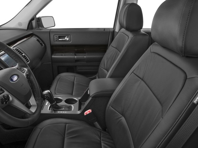 2018 Ford Flex Pictures Flex SE FWD photos front seat interior