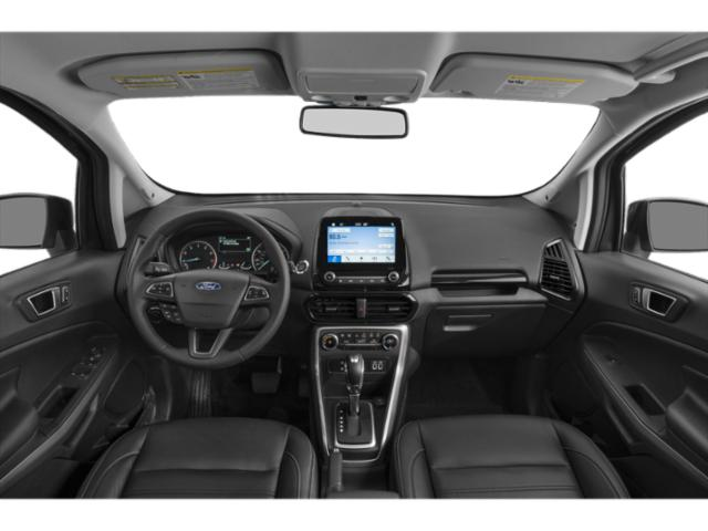 2018 Ford EcoSport Prices and Values Utility 4D SE AWD full dashboard