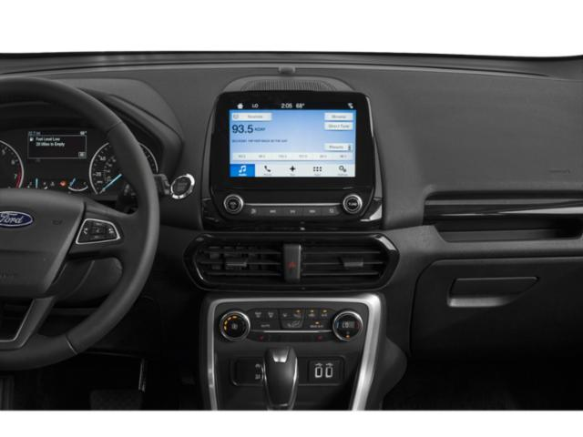 2018 Ford EcoSport Pictures EcoSport Utility 4D S AWD photos stereo system