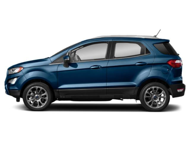 2018 Ford EcoSport Base Price S FWD Pricing side view