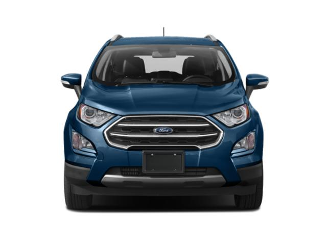 2018 Ford EcoSport Base Price S FWD Pricing front view