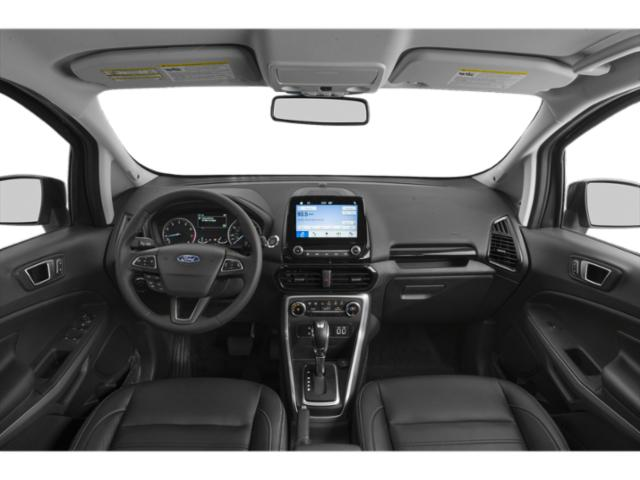 2018 Ford EcoSport Base Price S FWD Pricing full dashboard