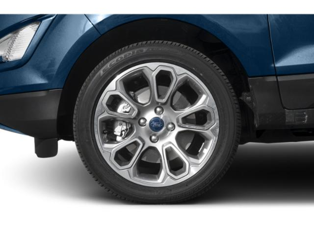 2018 Ford EcoSport Prices and Values Utility 4D SE AWD wheel