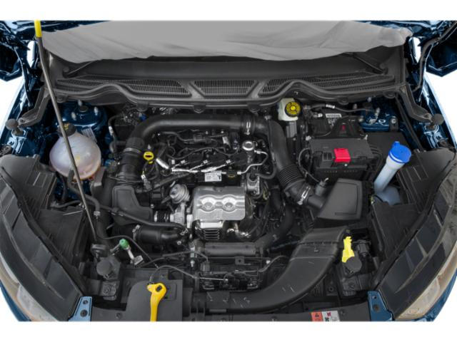 2018 Ford EcoSport Base Price S FWD Pricing engine