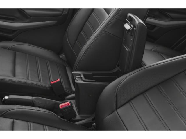 2018 Ford EcoSport Base Price S FWD Pricing center storage console