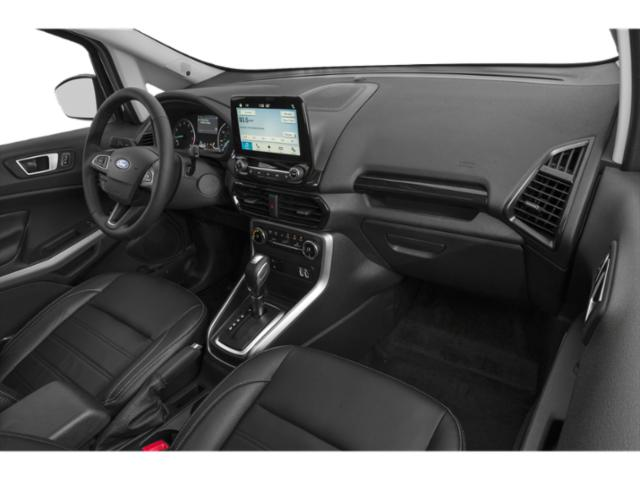 2018 Ford EcoSport Base Price S FWD Pricing passenger's dashboard