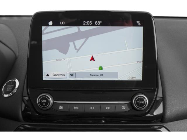 2018 Ford EcoSport Base Price S FWD Pricing navigation system