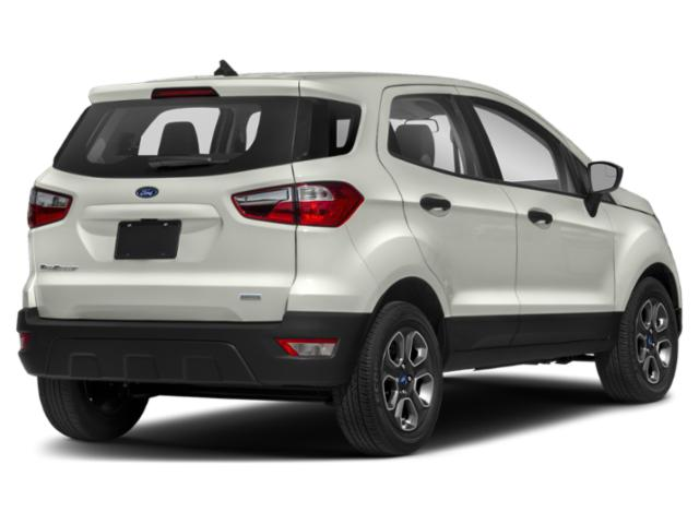 2018 Ford EcoSport Prices and Values Utility 4D SE AWD side rear view
