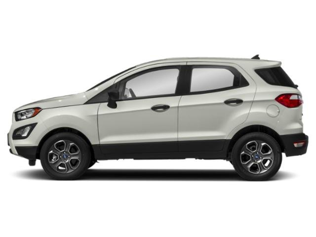 2018 Ford EcoSport Prices and Values Utility 4D SE AWD side view