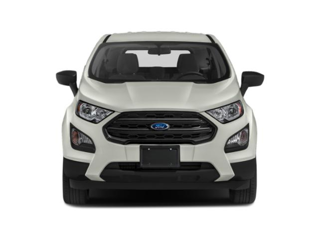 2018 Ford EcoSport Pictures EcoSport Utility 4D S AWD photos front view
