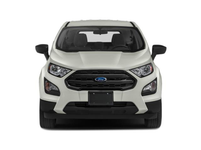 2018 Ford EcoSport Prices and Values Utility 4D SE AWD front view