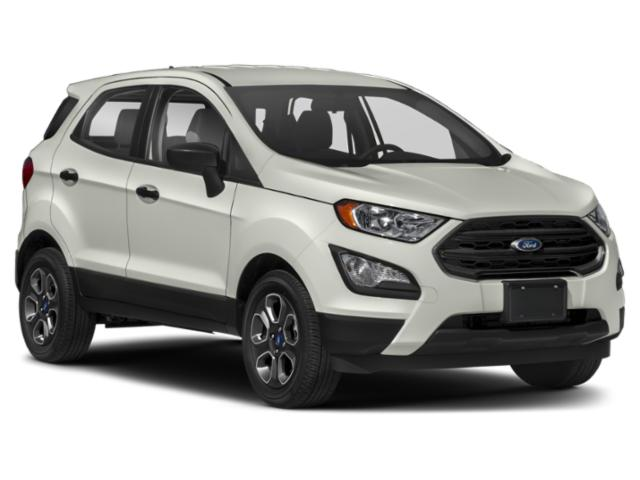 2018 Ford EcoSport Prices and Values Utility 4D SE AWD side front view