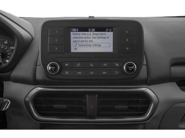 2018 Ford EcoSport Prices and Values Utility 4D SE AWD stereo system