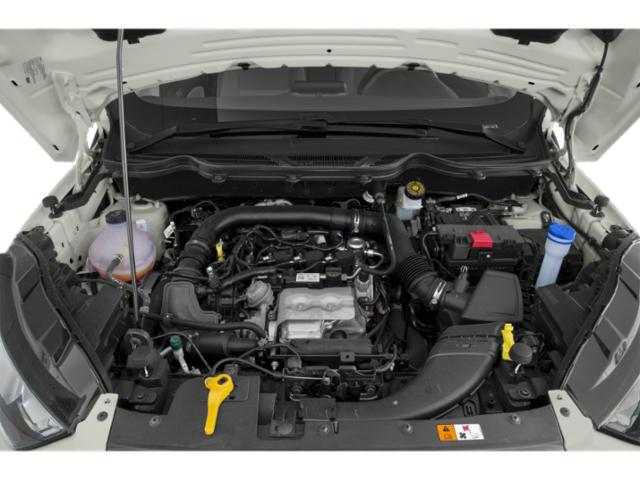 2018 Ford EcoSport Prices and Values Utility 4D SE AWD engine